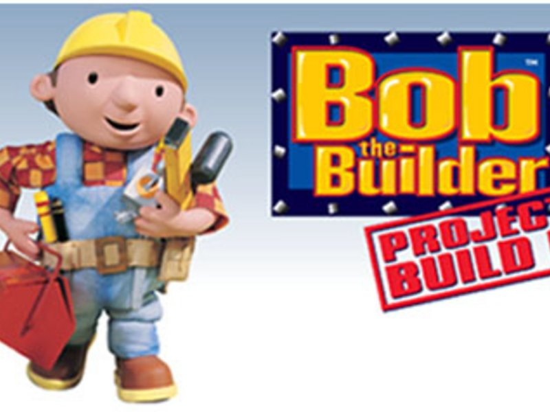 Icing Image Bob the Builder