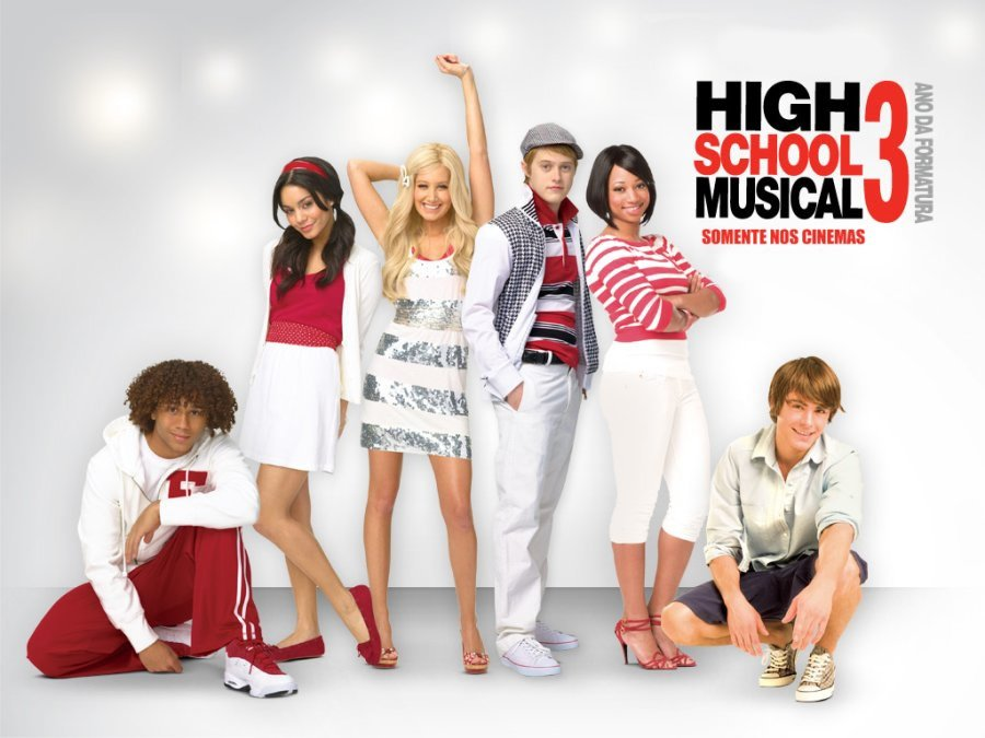 Icing Image High School Musical