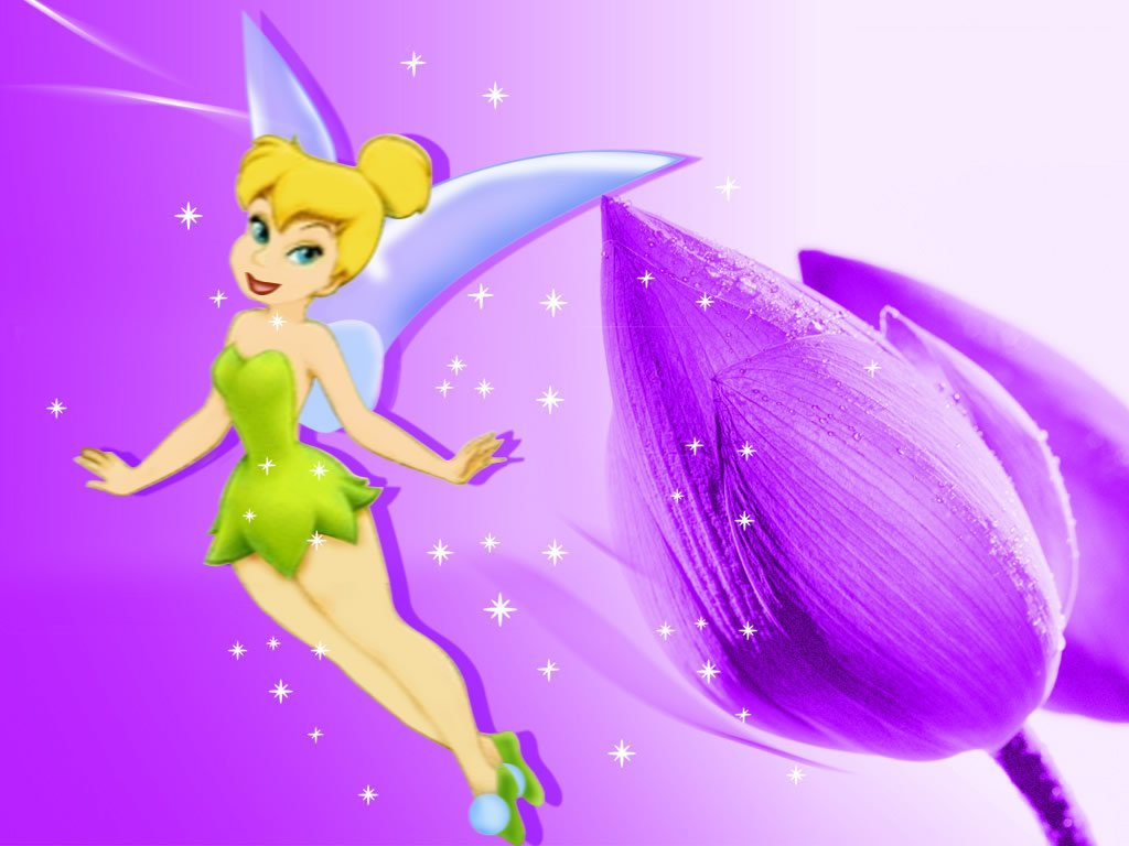 Icing Image Tinker Bell