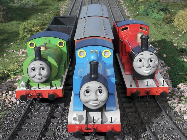 Icing Image Thomas and Friends