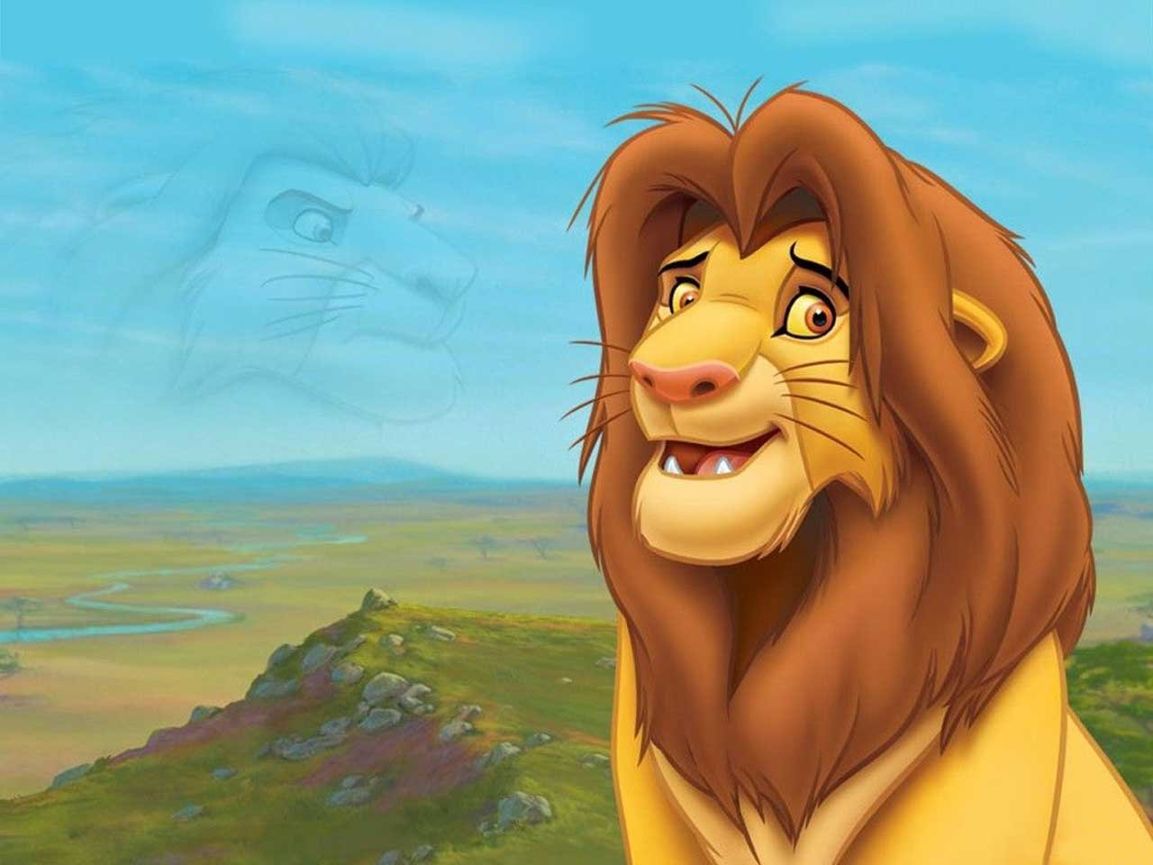 Icing Image The Lion King